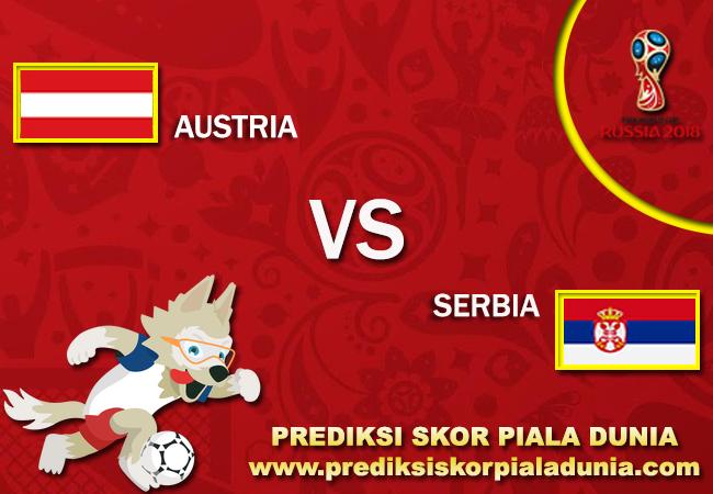 Prediksi Austria Vs Serbia 6 October 2017