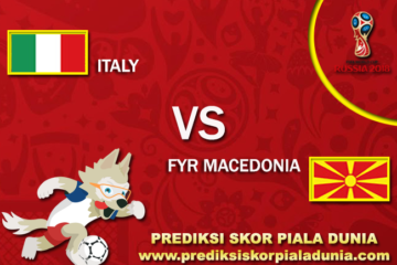 Prediksi Italy Vs Fyr Macedonia 6 October 2017