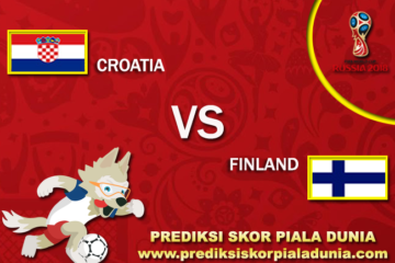 Prediksi Croatia Vs Findland 6 October 2017