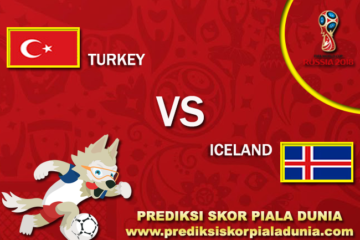 Prediksi Turkey Vs Iceland 6 October 2017