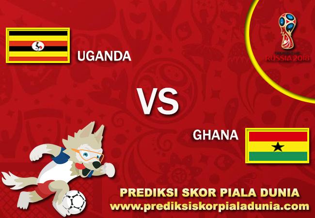 Prediksi Uganda Vs Ghana 7 October 2017