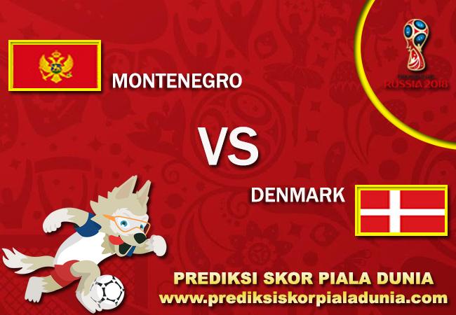Prediksi Montenegro Vs Denmark 5 October 2017
