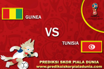 Prediksi Guinea Vs Tunisia 7 October 2017