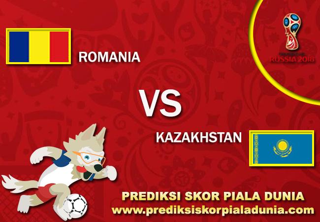 Prediksi Romania Vs Kazakhstan 5 October 2017