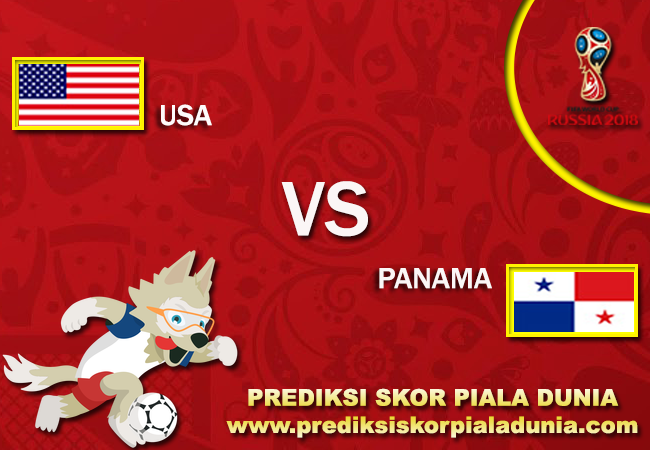 Prediksi Usa Vs Panama 6 October 2017