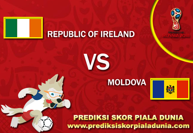 Prediksi Republic of Ireland vs Maldova 6 October 2017