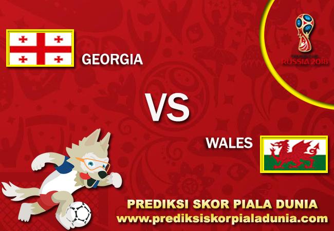Prediksi Georgia Vs Wales 6 October 2017