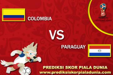 Prediksi Skor Colombia Vs Paraguay