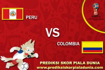 Prediksi Peru Vs Colombia 10 October 2017