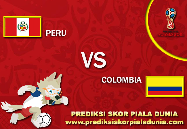 Prediksi Peru Vs Colombia 10 October 2017