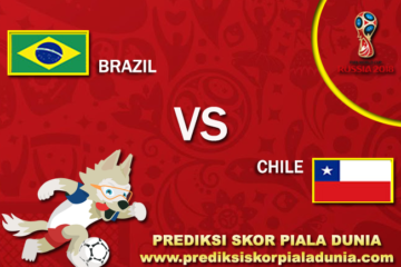 Prediksi Brazil Vs Chile 10 October 2017