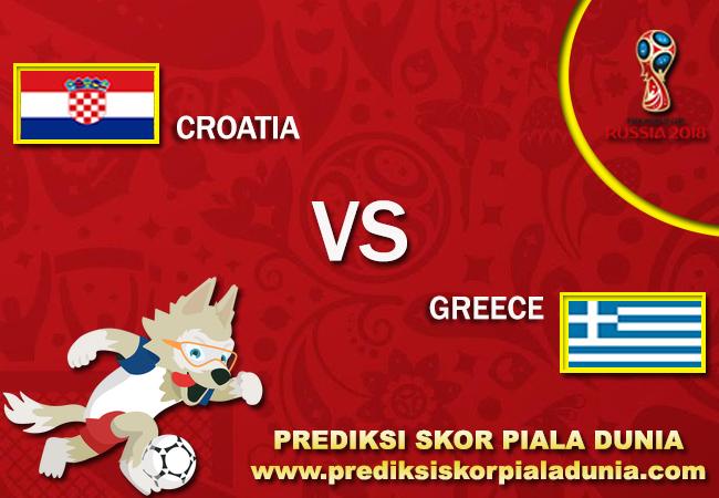 Prediksi Croatia Vs Greece 9 November 2017