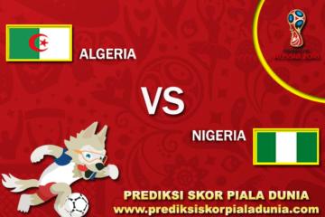 Prediksi Skor Algeria Vs Nigeria 10 November 2017