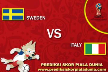 Prediksi Sweden Vs Italy 10 November 2017