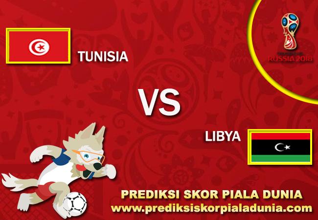 Prediksi Tunisia Vs Libya 11 November 2017