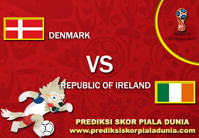 Prediksi Denmark Vs Republic Of Ireland 11 November 2017