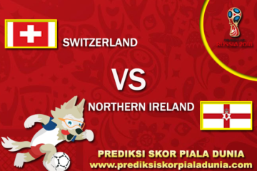 Prediksi Switzerland Vs Northern Ireland 12 November 2017