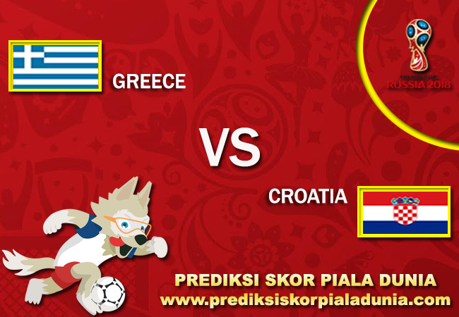 Prediksi Skor Greece Vs Croatia 12 November 2017