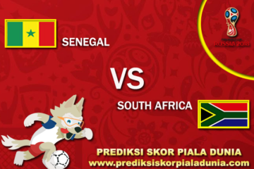 Prediksi Skor Senegal Vs South Africa 14 November 2017