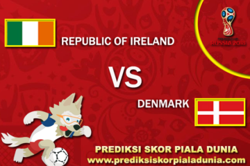Prediksi Republic Of Ireland Vs Denmark 14 November 2017