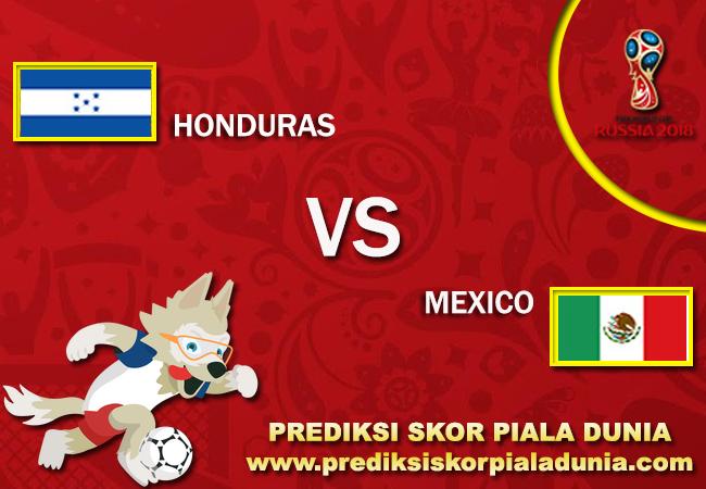 Prediksi Honduras Vs Mexico 10 October 2017