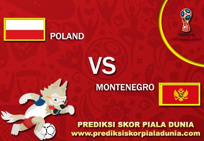 Prediksi Poland Vs Montenegro 8 October 2017