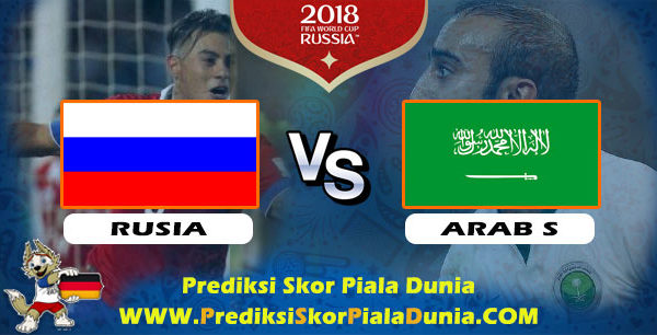 RUSIA VS ARABSAUDI