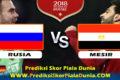 RUSIA VS MESIR