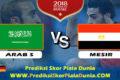 Prediksi Skor Arab Saudi vs Mesir 25 Juni 2018