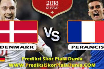 DENMARK VS PERANCIS