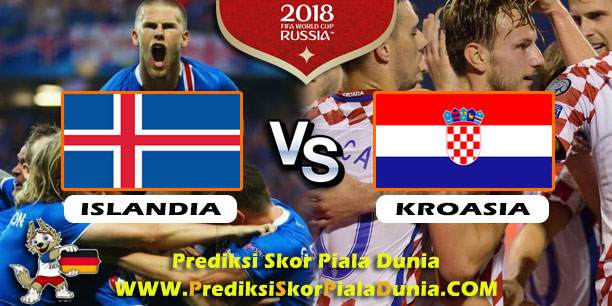 ISLANDIA VS KROASIA