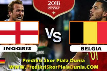 Inggris-vs-Belgia