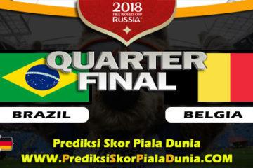 BRAZIL VS BELGIA